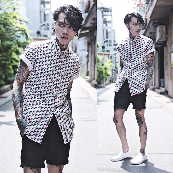 fashion with vans shoes