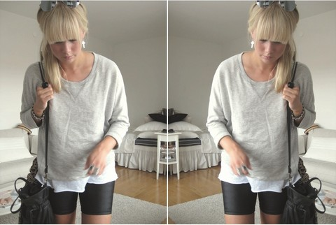 Sofie Ekstrom -  - Look of today