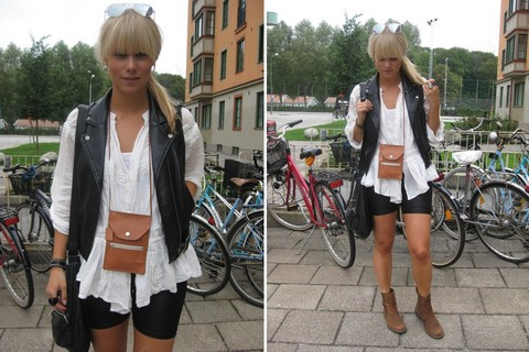 Sofie Ekstrom - Monki Bag - Today's