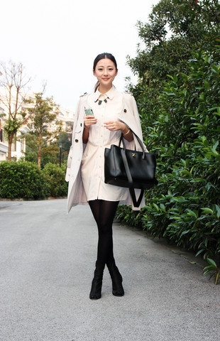 Janice Shen - Acne Studios Boots - Office Lady