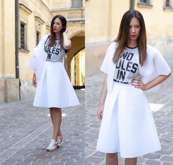 Ewelina G. - Lidia Kalita Total Look - No rules in the game