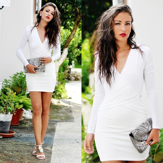 Killy Nicole - Hedonia Dress - Ivory