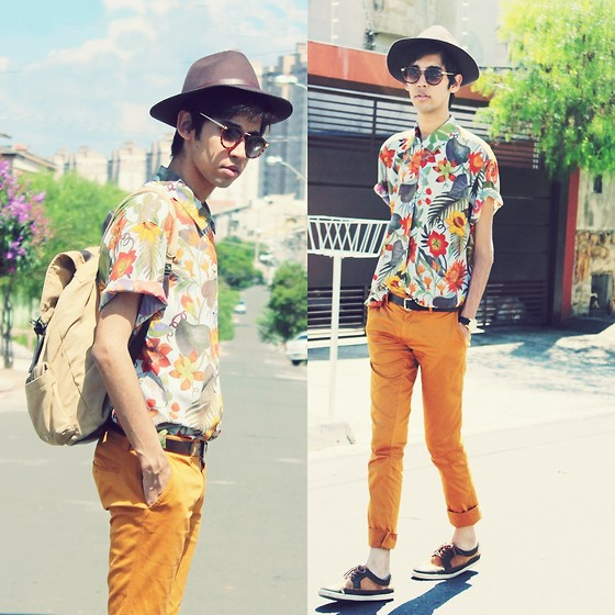 Wex Suarez - Acervo, Zara Pants, Zara Shoes - Folk Tropical