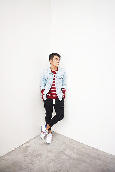 Miko Carreon - Zara Pullover - Find Waldo