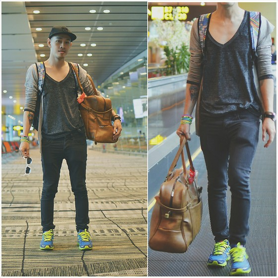 Nghia's Profile - H&M, H&M, H&M, New Balance, Dc - In airport
