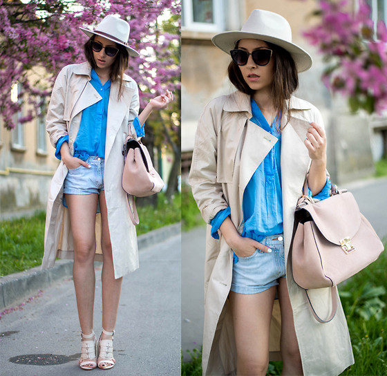 LAURA Charaba - Trench Coat - Spring, my love!