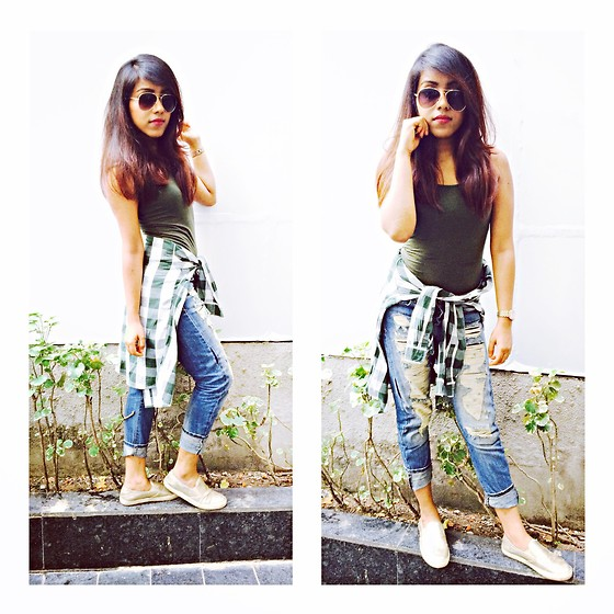 Tanumita Ghosh -  - Sunday ootd
