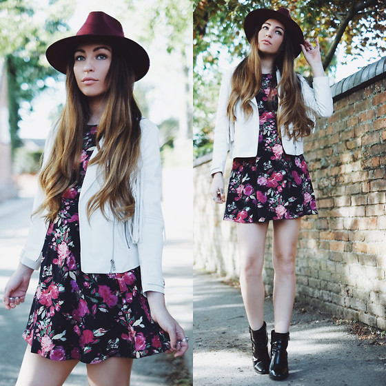 Killy Nicole -  - Floral Dress