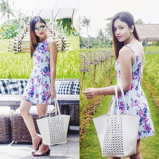 Nicole Aguinaldo - H&M Dress, H&M Bag - On A Mid-Summer Day Like Today