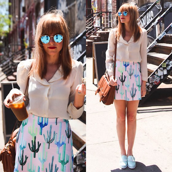 Steffy Degreff -  - This cactus skirt though.
