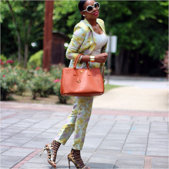Monica Awe-Etuk -  - AWED BY MONICA: SUITED IN JACQUARD