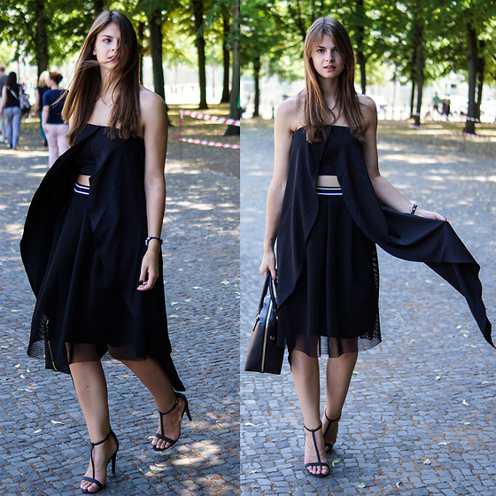 Jacky -  - MBFWB Outfit Day 2