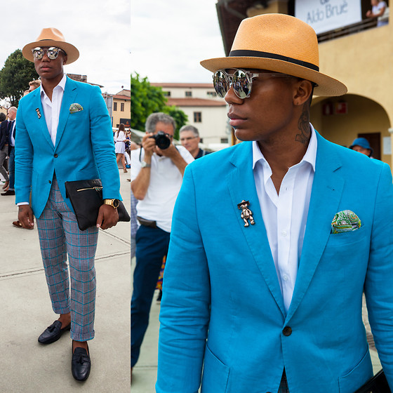 Mr. Marquis -  - DEJON MARQUIS : DAY 2 AT PITTI UOMO 88