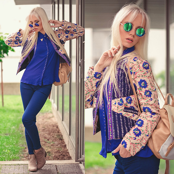 Oksana Orehhova - Dresslink Jacket, Cndirect Shirt - GRACE WARD