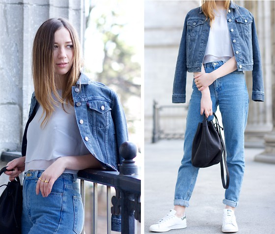 Gabrielle Lacasse -  - Denim Everywhere