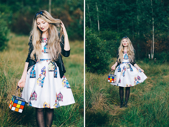♡Anita Kurkach♡ - Trendsgal Bag, Sheinside Dress - Take me to Wonderland!