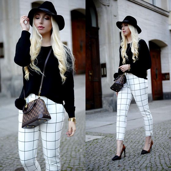 Vanessa Kandzia - Cashmere Sweater, Pants, Hat - HAT SEASON
