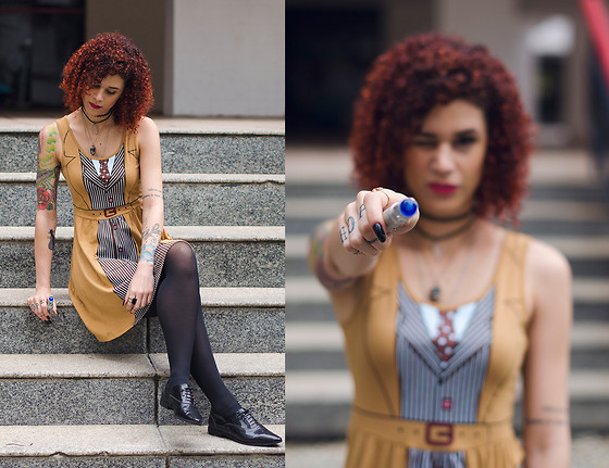 Jiglay P. - Renner Oxford, Hot Topic Dress - 10th Doctor