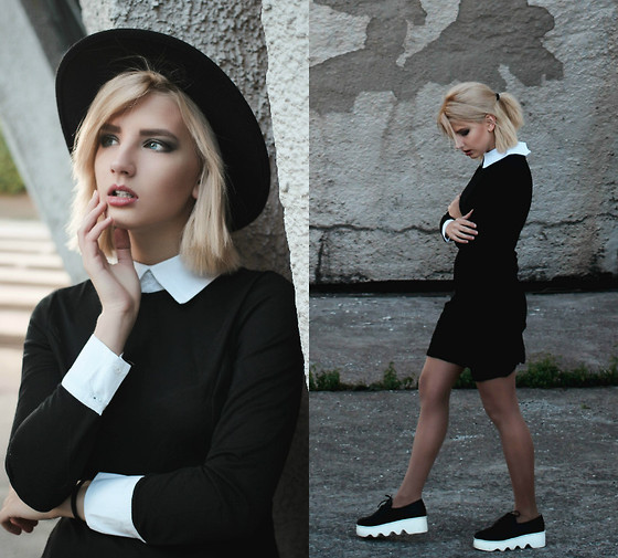 Vlada Kozachyshche - Cndirect Dress, Shoes - Student