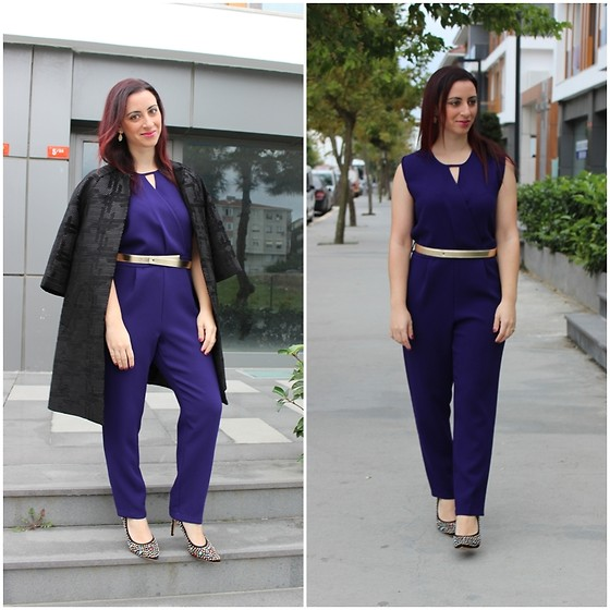Rebel Takipte - Gusto Purple, Gusto Jacket - Purple & Black