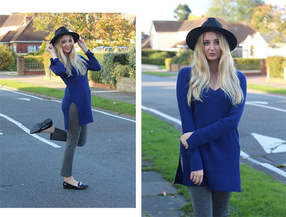 Laura Rogan - Boohoo Hat, H&M Jumper, H&M Trousers, Missguided Shoes - Mercury