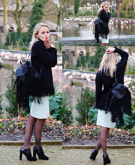 Susanne Bender - Pepe Jeans London Bag, Unisa Shoes - We can do COZY again:)!