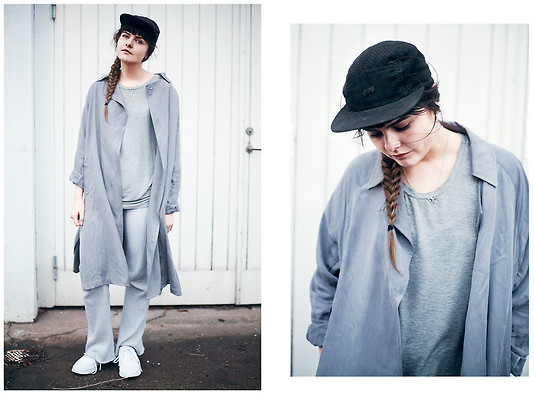 Sabina Olson - Zara Raincoat, Asos Trousers - Over my dead body #151