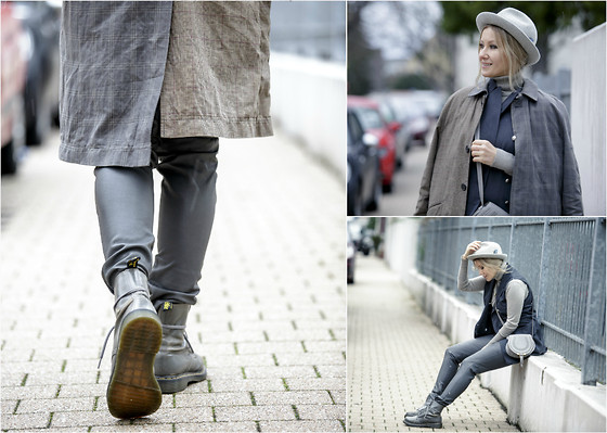 FRAU MORGENSTERN -  - WHAT SHOULD I WEAR WITH MY DR. MARTENS?