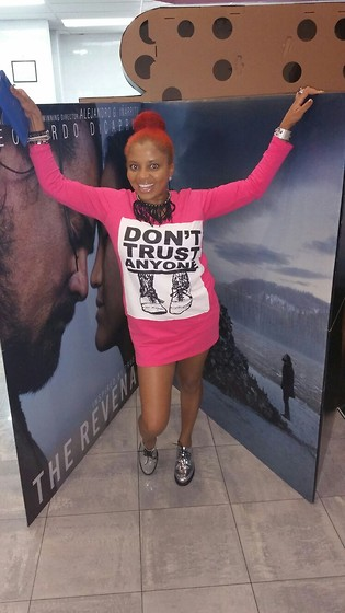 Keisha Campbnell -  - Dont trust anyone