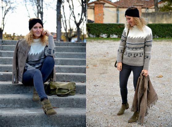 Mathilde Rockmycasbah -  - Winter outfit