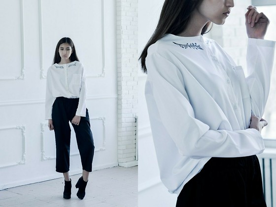 Anel - Dndwear White One, Dndwear Black One - Classic look