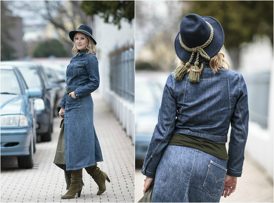 FRAU MORGENSTERN -  - Denim Overload