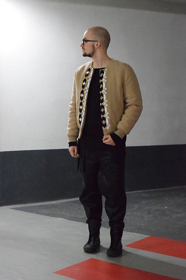 Hugo Portillo -  - Givenchy Bomber