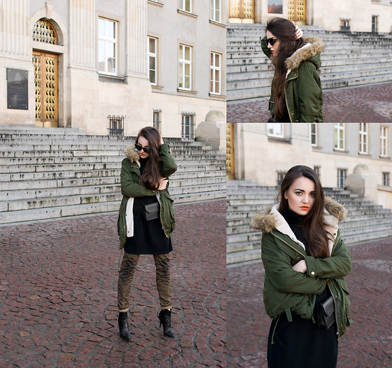 Style on Camera _ -  - How to wear a parka jacket?