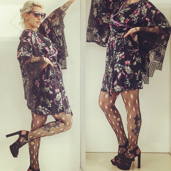 Tammy Archive -  - THE KIMONO DRESS