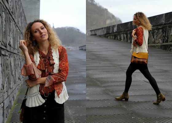 Mathilde Rockmycasbah -  - 70's outfit