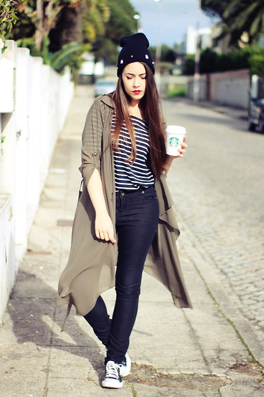Maria Almeida -  - Today's outfit