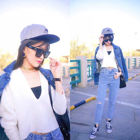 Lilian.Chen - Topshop Jeans, Givenchy Bag - LiliansLook Day22
