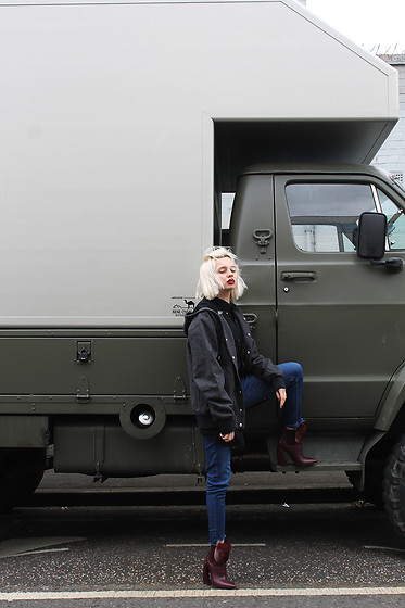 Magdalena M -  - The truck
