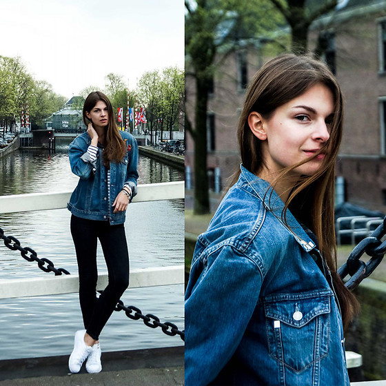 Jacky -  - Amsterdam Outfit #3
