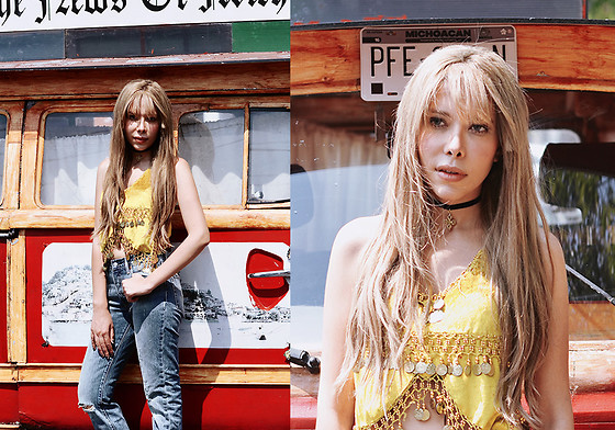 She is Magique Oh my Dior - Levi's® Jeans - Soul Vacation