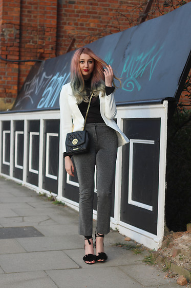 Laura Rogan - H&M Trousers, Ego Shoes, Tessuti Bag - When Doves Cry