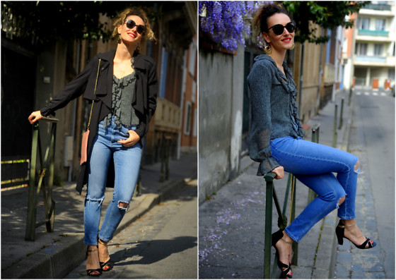 Mathilde Rockmycasbah -  - Casual Chic