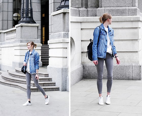 Katarina Vidd - All On My Blog, Adidas Stan Smith - Ash addicted.