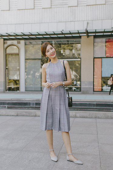 Tricia Gosingtian - Orocéo Castro Dress, Radley Bag, Charriol Watch - 062816