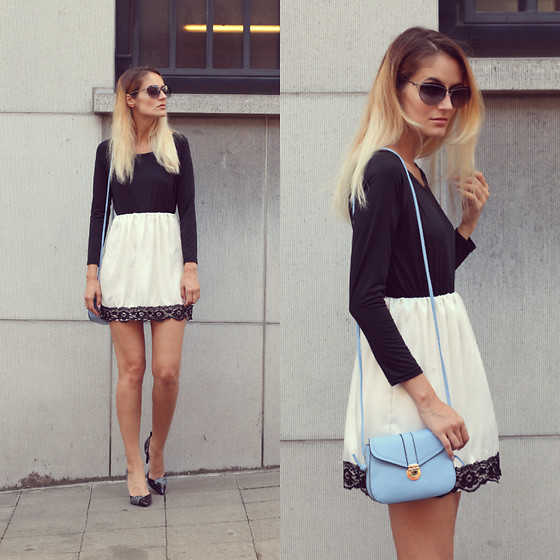Ruxandra Ioana - Lightinthebox Dress, Zaful Bag - Phone numbers