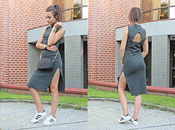 Sabina S. -  - GREY DRESS