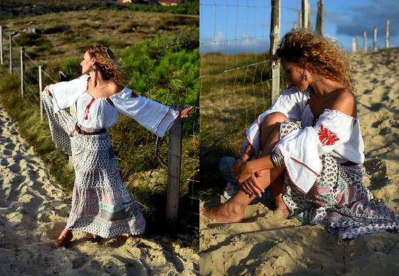 Mathilde Rockmycasbah -  - Gypsy Outfit