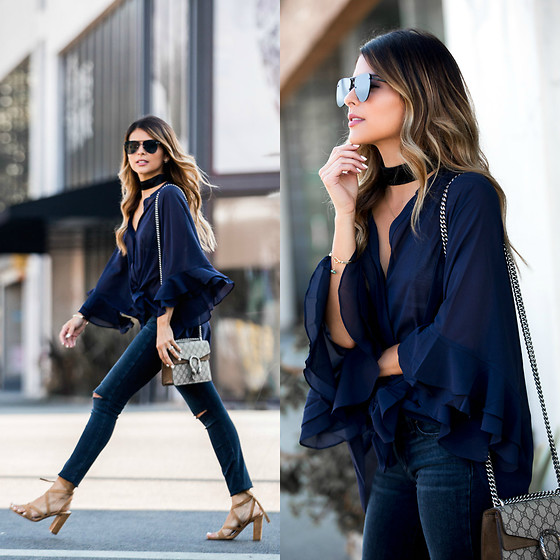 Pam Hetlinger -  - How to Style a Ruffle Top