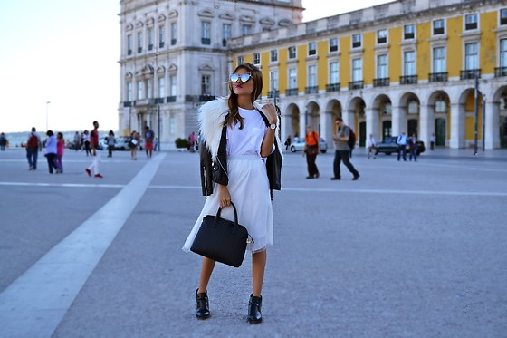 A Be-atriz Palma -  - Outfit Lisbon Fashion week